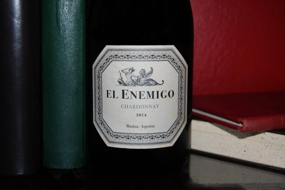 EL ENEMIGO CHARDONNAY 2014